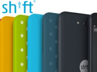 SHIFT5+: Modulares Smartphone mit Android oder Windows 10 Mobile