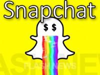 [FLASH NEWS] Snapchat bittet im Lens-Store für neue Filter zur Kasse