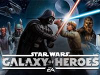 Star Wars Galaxy of Heroes: Kämpfe mit deinen Helden
