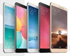 Xiaomi Redmi Note 3 und Mi Pad 2 offiziell vorgestellt