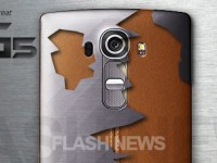 [FLASH NEWS] LG G5: Neues Foto deckt Dual-Kamera auf!