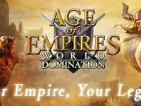 Age of Empires World Domination für Android veröffentlicht