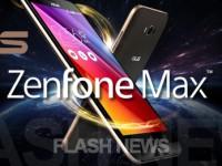 [FLASH NEWS] ASUS Zenfone Max ab sofort auch bei uns vorbestellbar