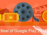 Best of Google Play 2015: Die erfolgreichsten Apps und Medien