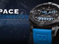 Breitling Exospace B55: Die smarte Uhr für Piloten