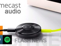 [FLASH NEWS] Chromecast Audio nun mit Multiroom-Funktion