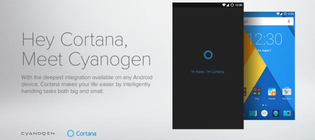 cyanogen-cortana