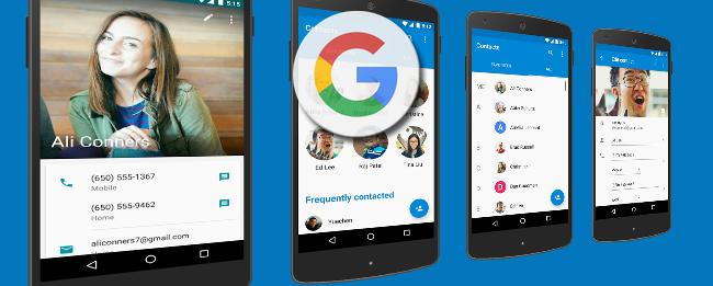 google-kontakte-app
