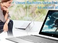 HP Spectre x2 12: Windows 10 Surface Pro Alternative auch für uns