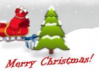 Merry X-Mas und ein gesegnetes Weihnachtsfest!