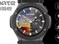 Omate Rise: Smartwatch mit Android 5.1 erreicht IndieGoGo-Ziel