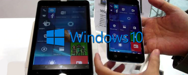windows 10 mobile in ersten lte f higen tablet modellen. Black Bedroom Furniture Sets. Home Design Ideas