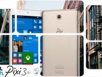Alcatel onetouch präsentiert mit dem Pixi 3 (8) erstes Windows 10 Mobile Tablet