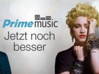 Amazon Prime Music ab sofort mit Inhalten von Warner Music