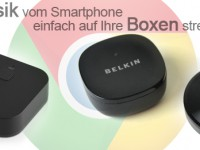 [Test] Google Chromecast Audio und andere Music Receiver