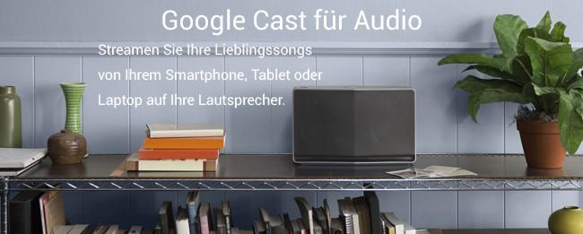 google-cast-fuer-audio
