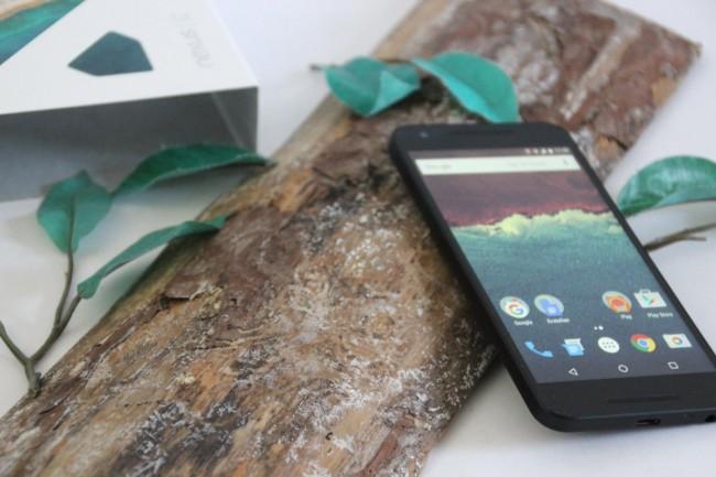 Google Nexus 5X by LG Test