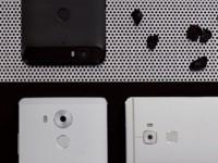 Das Huawei Mate S, Mate 8 und Nexus 6P im Kameravergleich