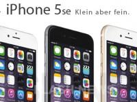 [FLASH NEWS] Apple iPhone 6c aka iPhone 5se auf einem Foto