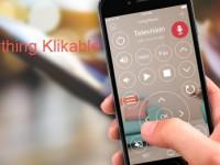 Klikr macht Smartphones zur TV-Fernbedienung