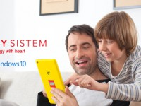 LEGO Energy Sistem Windows Edition: Windows 10 Tablet mit dänischen Klötzchen
