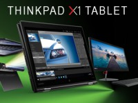[CES 2016] Lenovo ThinkPad X1 Tablet mit optionalen Modulen vorgestellt