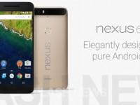 [FLASH NEWS] Google Nexus 6P nun auch in Matt Gold verfügbar…not!