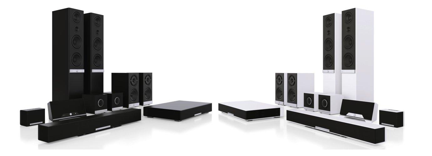 google cast for audio unterst tzung f r raumfeld und neue ger te angek ndigt. Black Bedroom Furniture Sets. Home Design Ideas