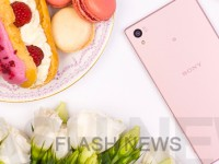 [FLASH NEWS] Sony Xperia Z5 ab sofort auch in Pink