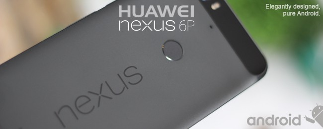 Google Nexus 6P by HUAWEI Test
