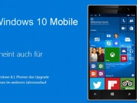 Windows 10 Mobile Insider Preview verknüpft SMS mit Desktop-PC
