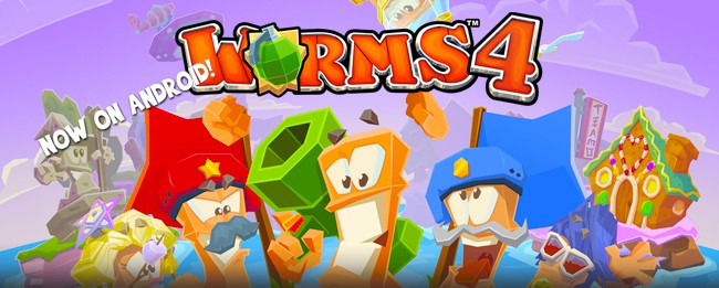 worms-4-android