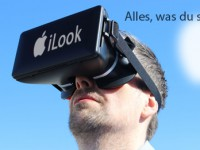 Apple arbeitet an Geräten für Virtual und Augmented Reality