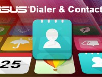 ASUS App Editorial: [05] ASUS Dialer und Kontakte App