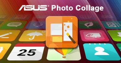 ASUS Photo Collage