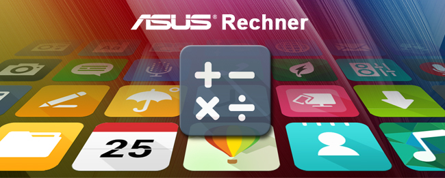 ASUS Rechner App