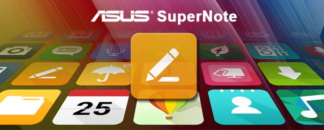 ASUS SuperNote