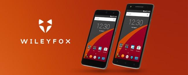 Wileyfox mit Cyanogen OS