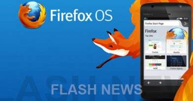 Firefox OS by Mozilla Foundation