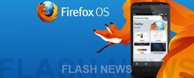 Firefox OS by Mozilla Foundation