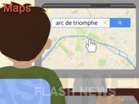Google Maps Fahrmodus Widget ab sofort funktionstüchtig