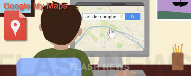 google-my-maps-flashnews