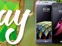 [MWC 2016] LG X screen und LG X cam angekündigt