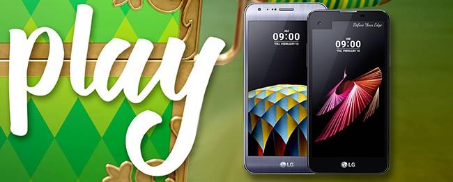 LG X screen und LG X cam
