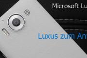 Microsoft Lumia 950: Offizielle Luxus-Rückseite von Damiani