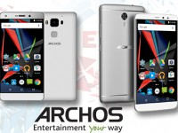 [MWC 2016] ARCHOS Diamond 2 Plus und Diamond 2 Note vorgestellt
