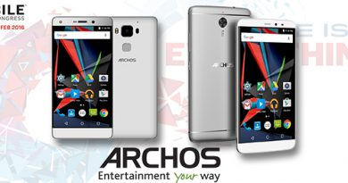 ARCHOS Diamond 2 MWC 2016