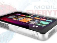 [MWC 2016] ZTE Spro Plus Tablet mit integrierten Beamer vorgestellt