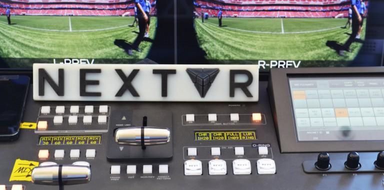 NextVR-Inhalte für die Samsung Gear VR