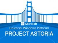 Windows 10 Mobile: Project Astoria ist offiziell eingestellt